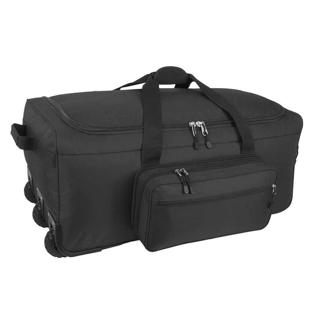 Mercury Tactical - Black Deployment Bag