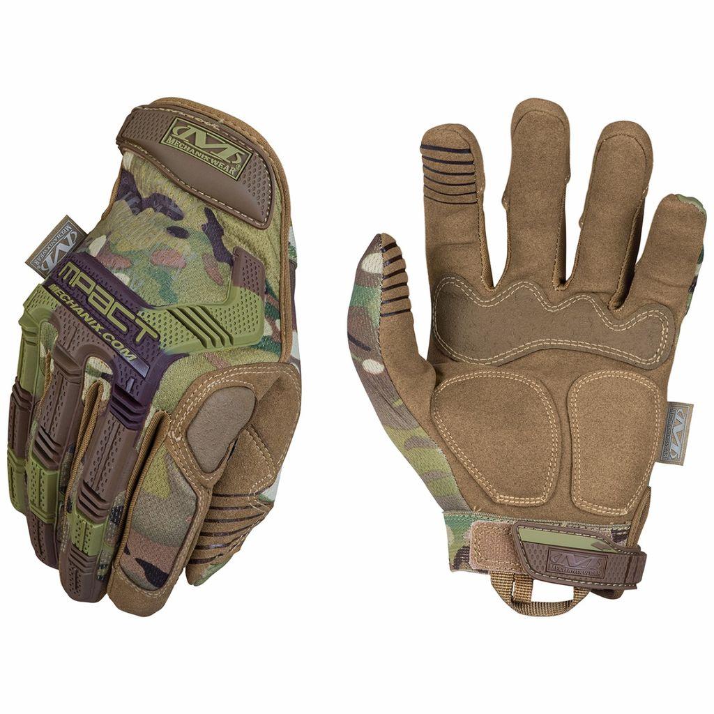 Mechanix Wear M-Pact Gloves - OCP (Multicam) - Large