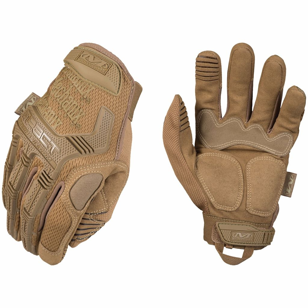 Mechanix Wear M-Pact Gloves - Coyote - Large