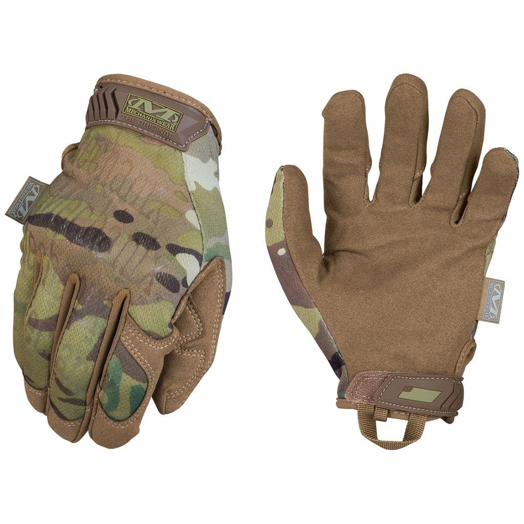 Mechanix Wear Original Tactical Gloves - OCP (Multicam)
