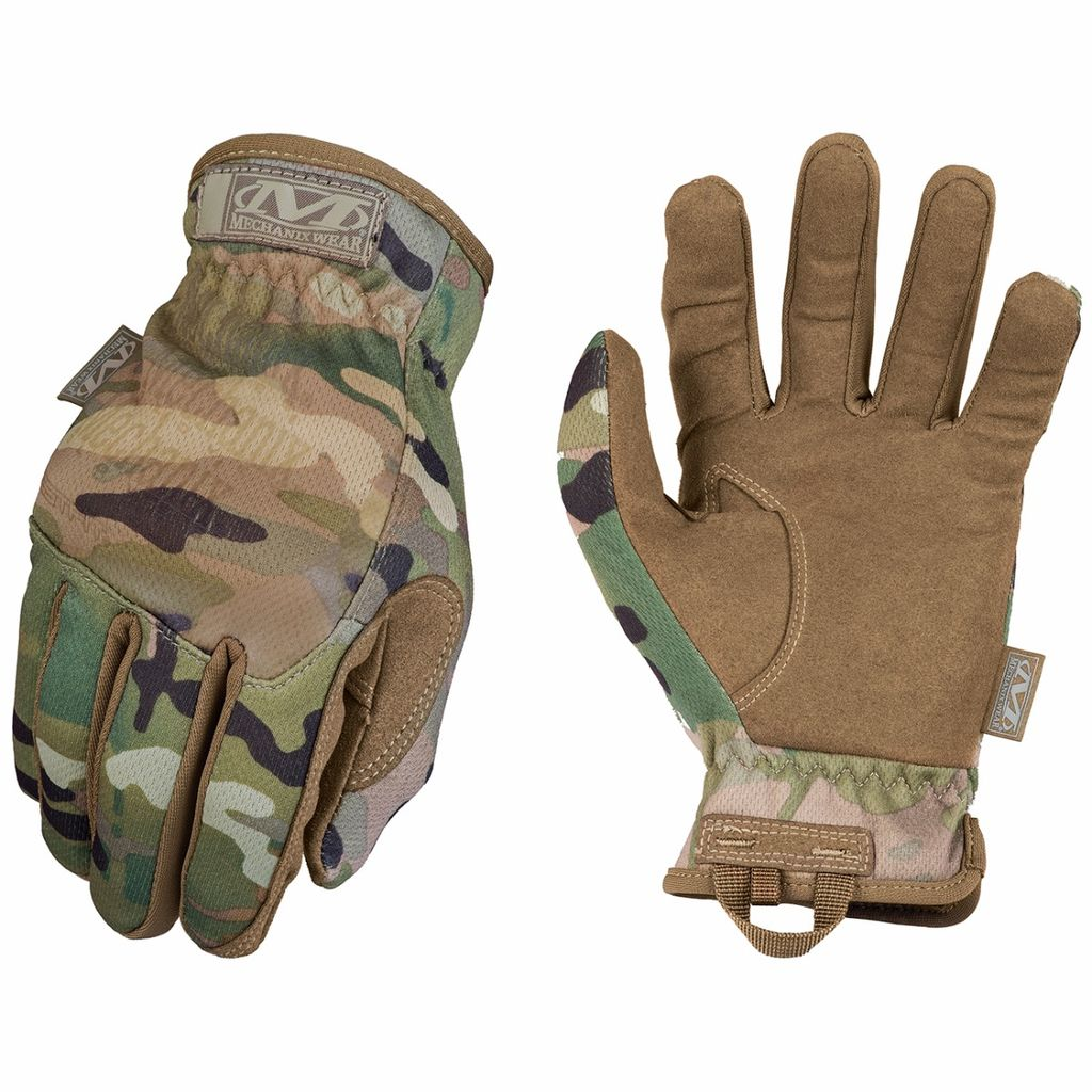 Mechanix Wear FastFit Gloves - OCP (Multicam)