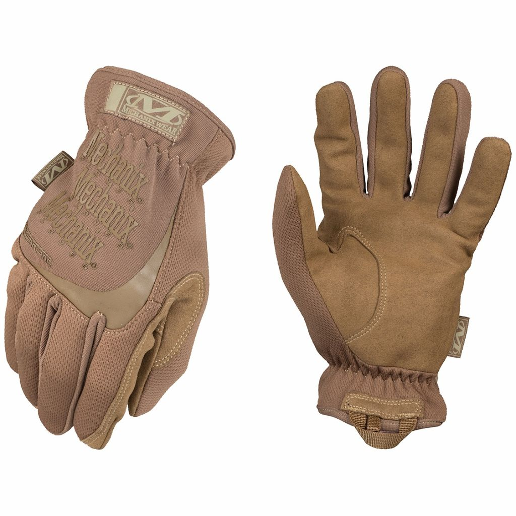 Mechanix Wear FastFit Gloves - Coyote