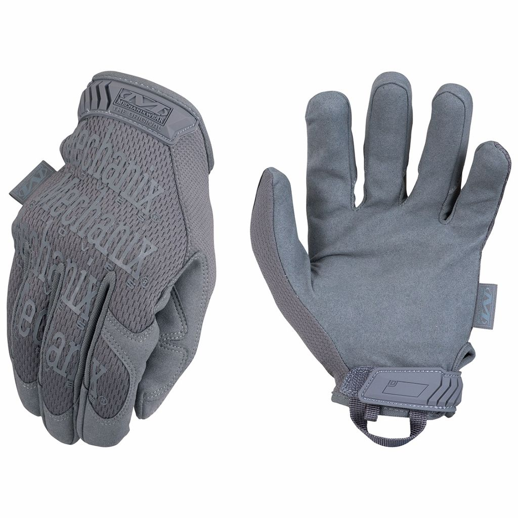 Mechanix Wear Original Tactical Gloves - Wolf Grey