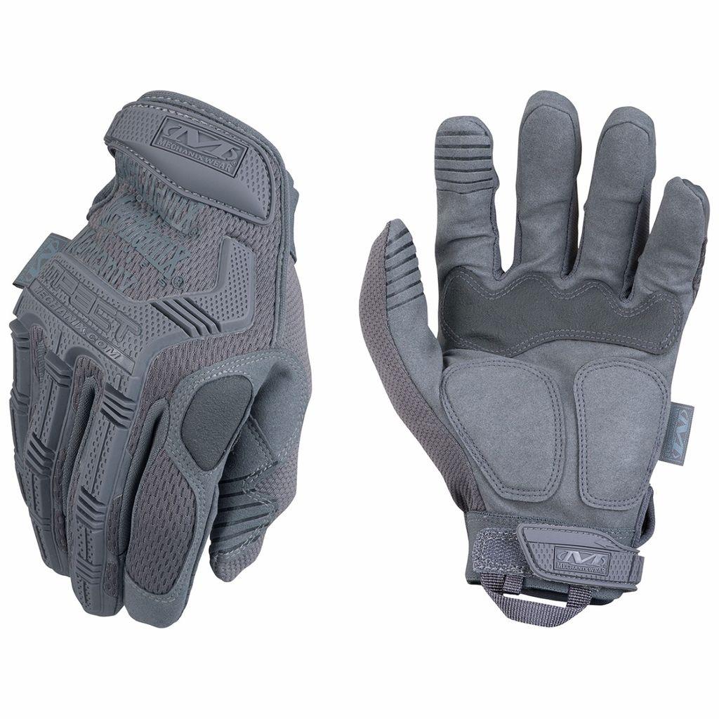 Mechanix Wear M-Pact Gloves - Wolf Grey - Medium