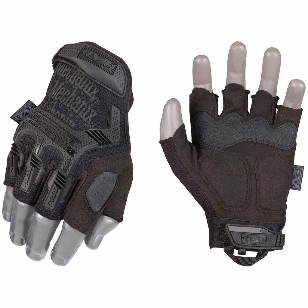 Mechanix Wear Tactical M-Pact Fingerless Gloves - Covert