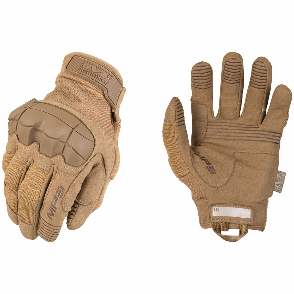 Mechanix Wear M-Pact 3 Gloves - Coyote - Large