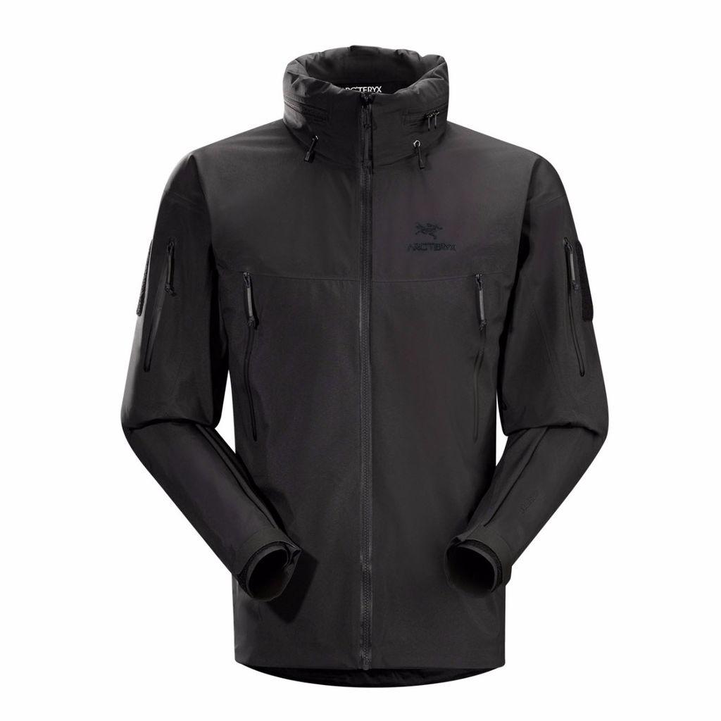 Arc'teryx LEAF Alpha LT Jacket (Gen 2) - Black - X-Large