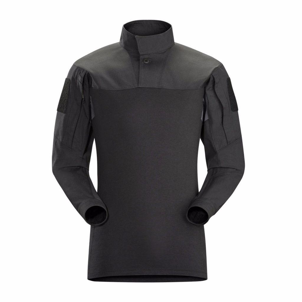 Arc'teryx LEAF Assault Shirt AR - Black - Large