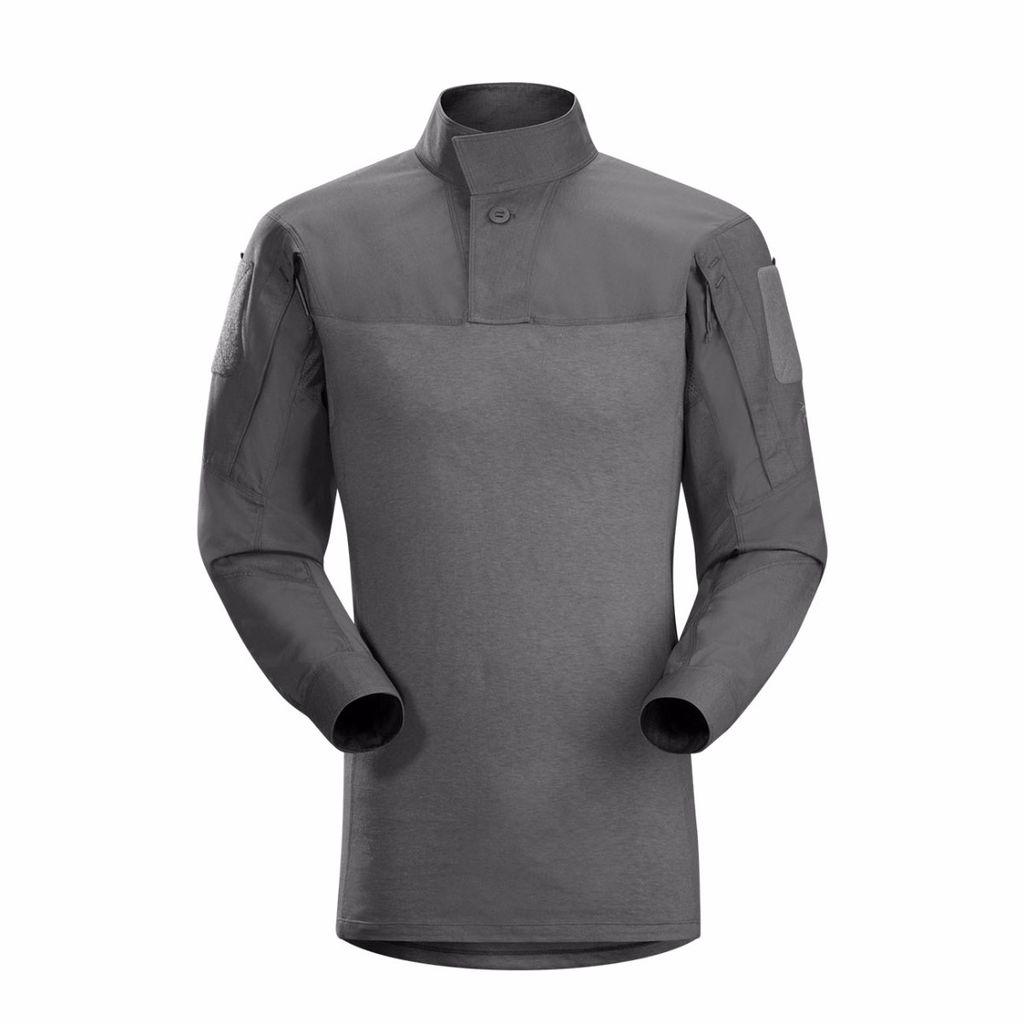 Arc'teryx LEAF Assault Shirt AR - Wolf Grey - Medium