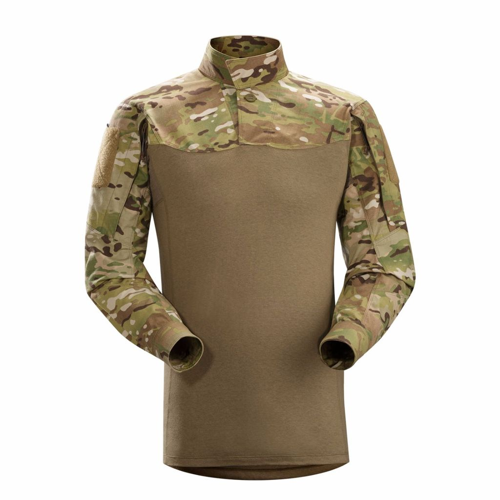 Arc'teryx LEAF Assault Shirt AR - OCP (Multicam) - Large