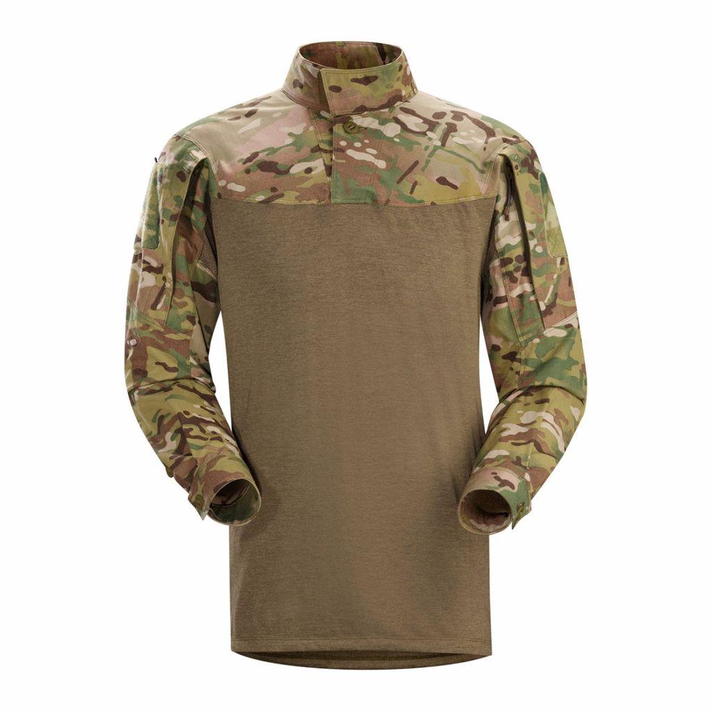 Arc'teryx LEAF Assault Shirt FR - OCP (Multicam) - Large
