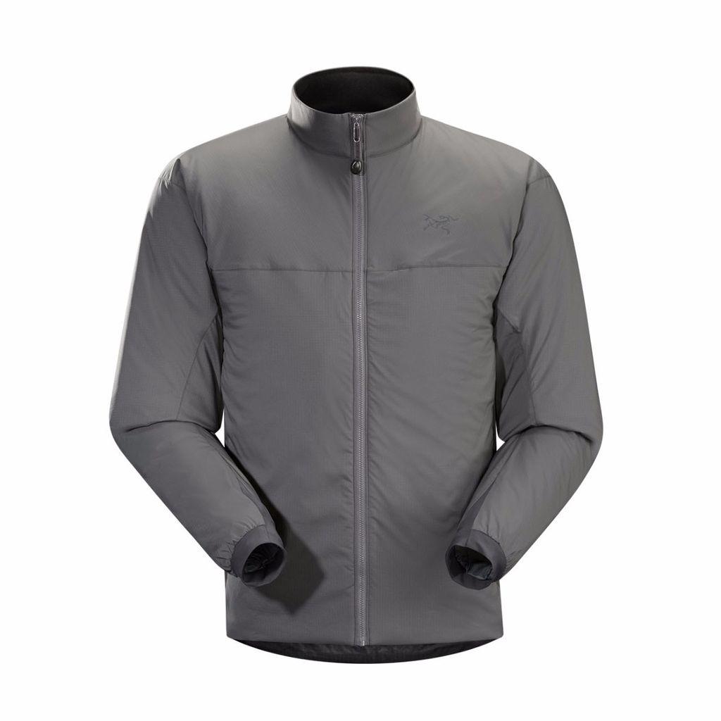 Arc'teryx LEAF Atom LT Jacket - Wolf Grey - Medium