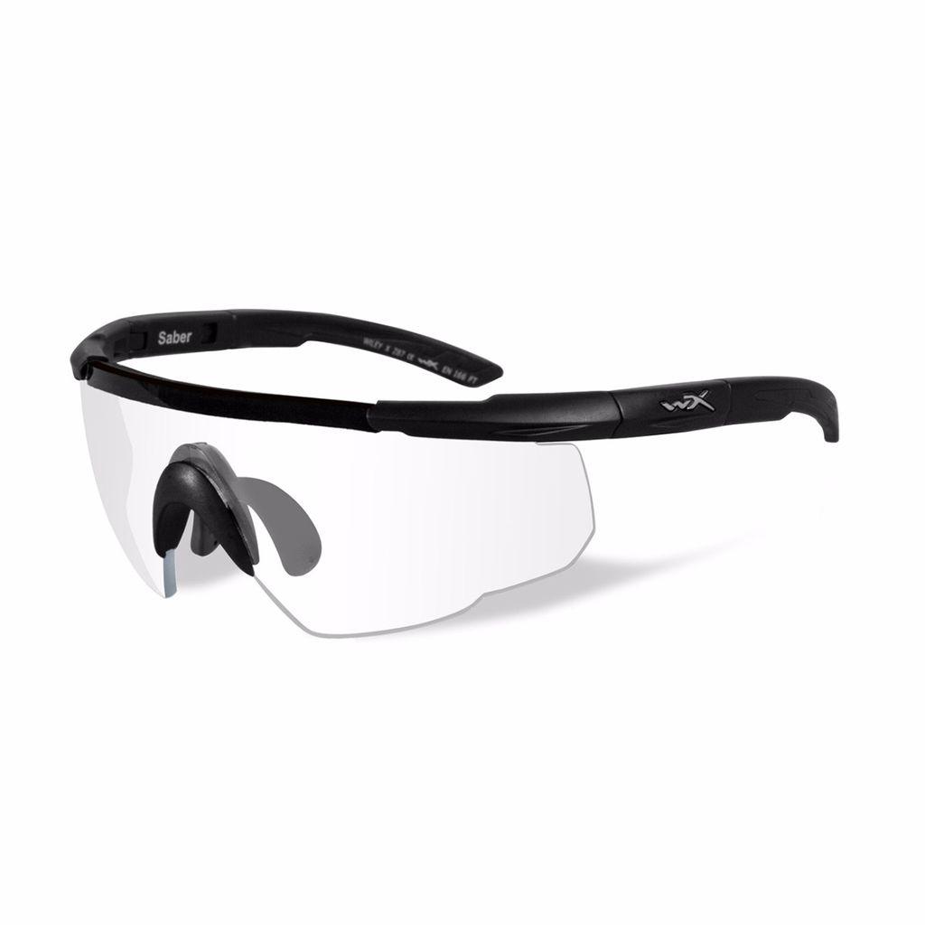 Wiley X - Saber Advanced - Clear/Black