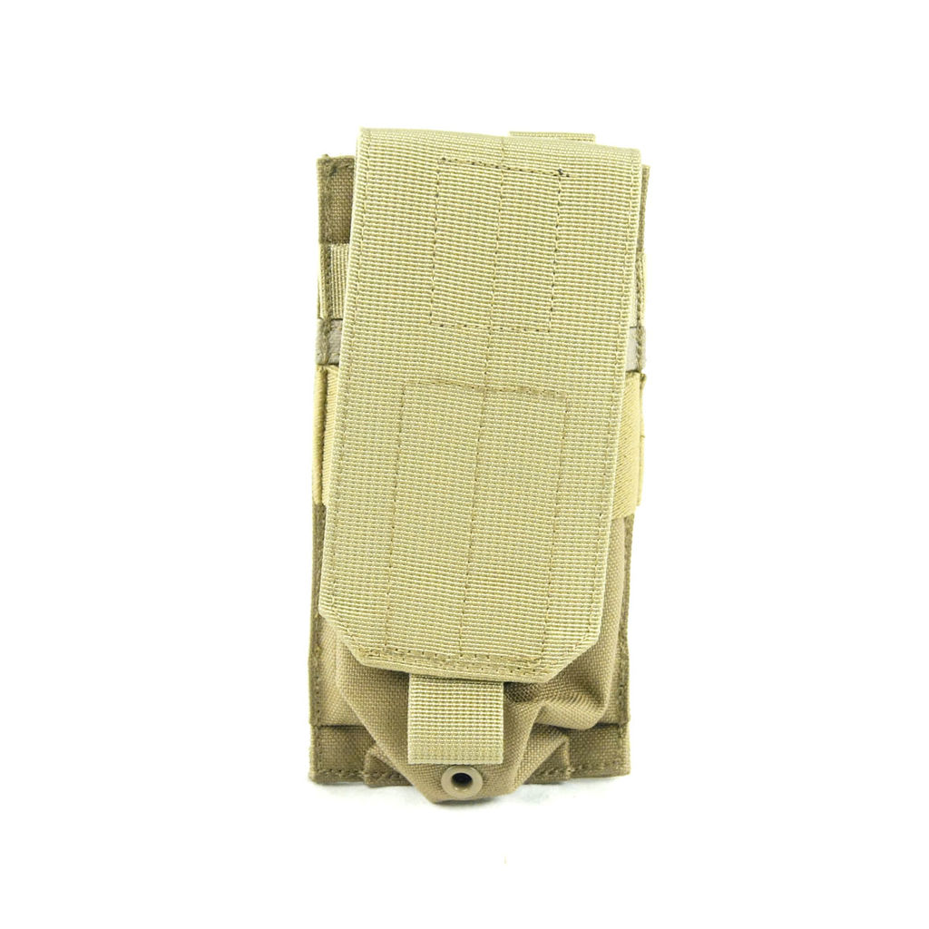 MOLLE SYS MAG POUCH M4 SNGL 2