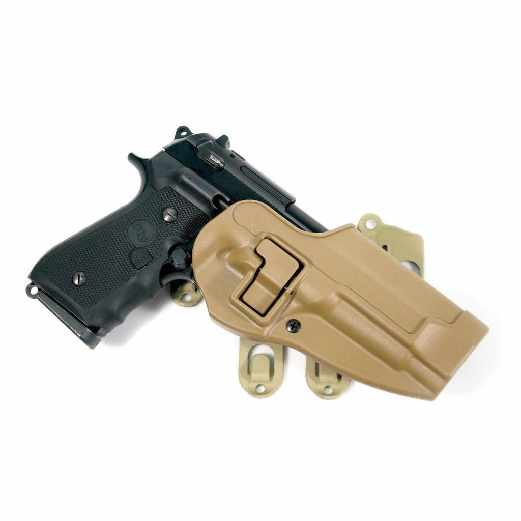 Serpa Beretta 92 RT Coyote Tan