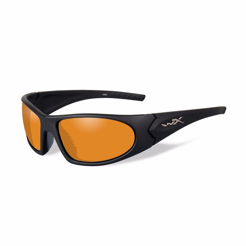 Wiley X - Romer 3 – Smoke Grey - Clr/Light Rust/Blk - Light Rust Lenses