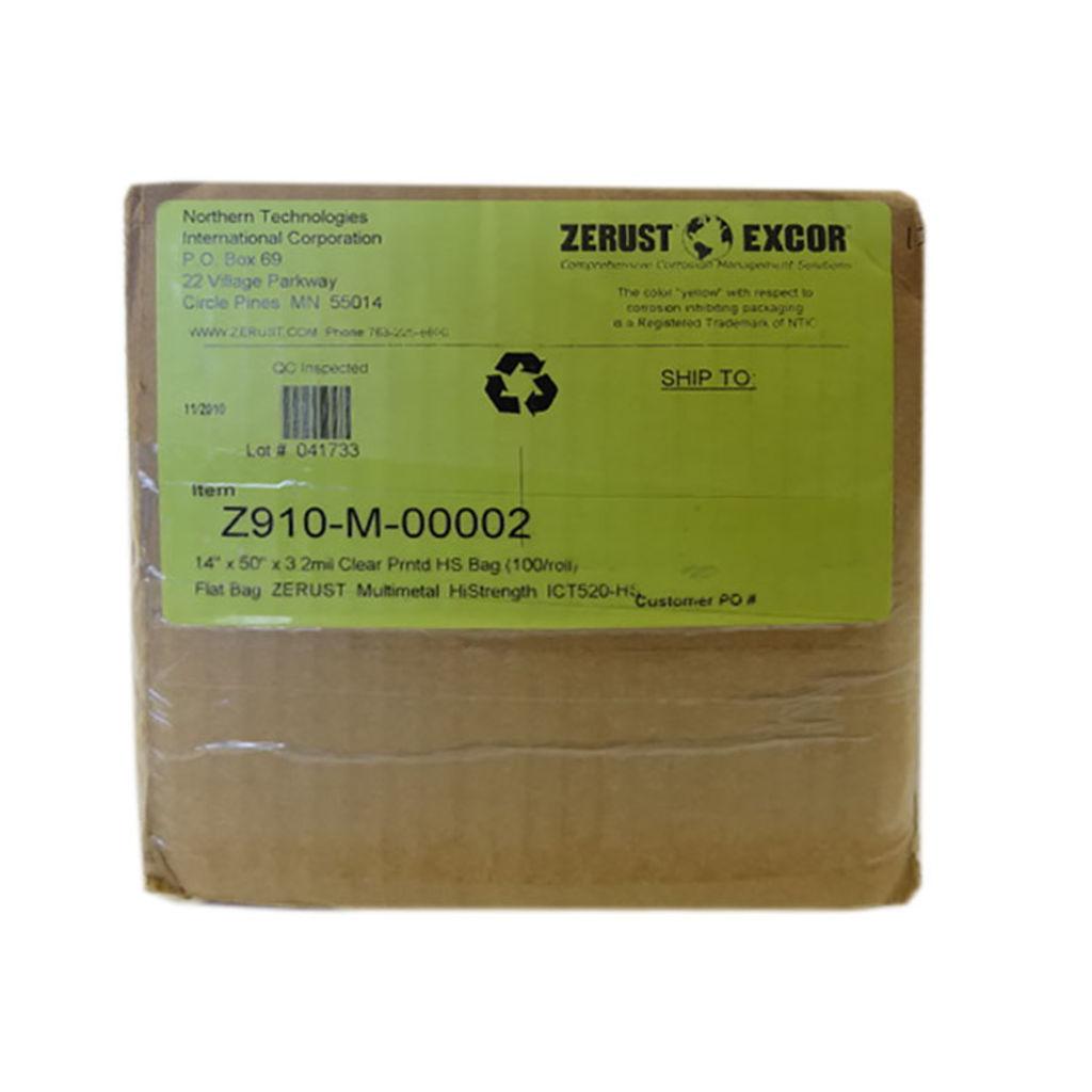 Zerust Weapon Bag 50x14 RL/100