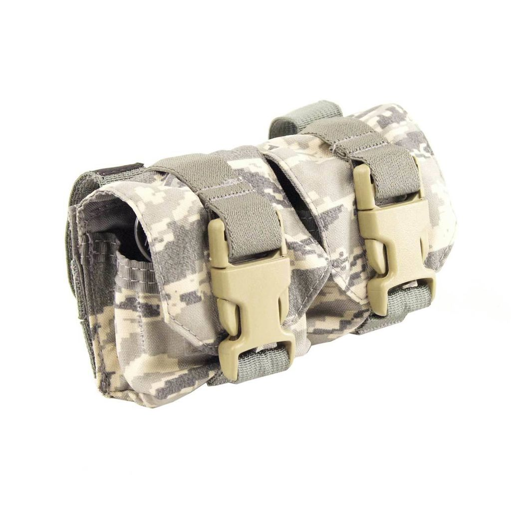 MOLLE Frag Grenade Pouch (2) - Army Combat