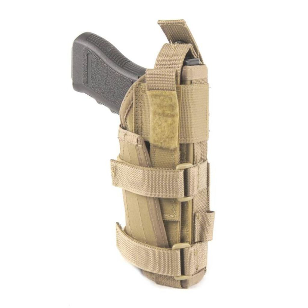 MOLLE Universal Pistol Holster