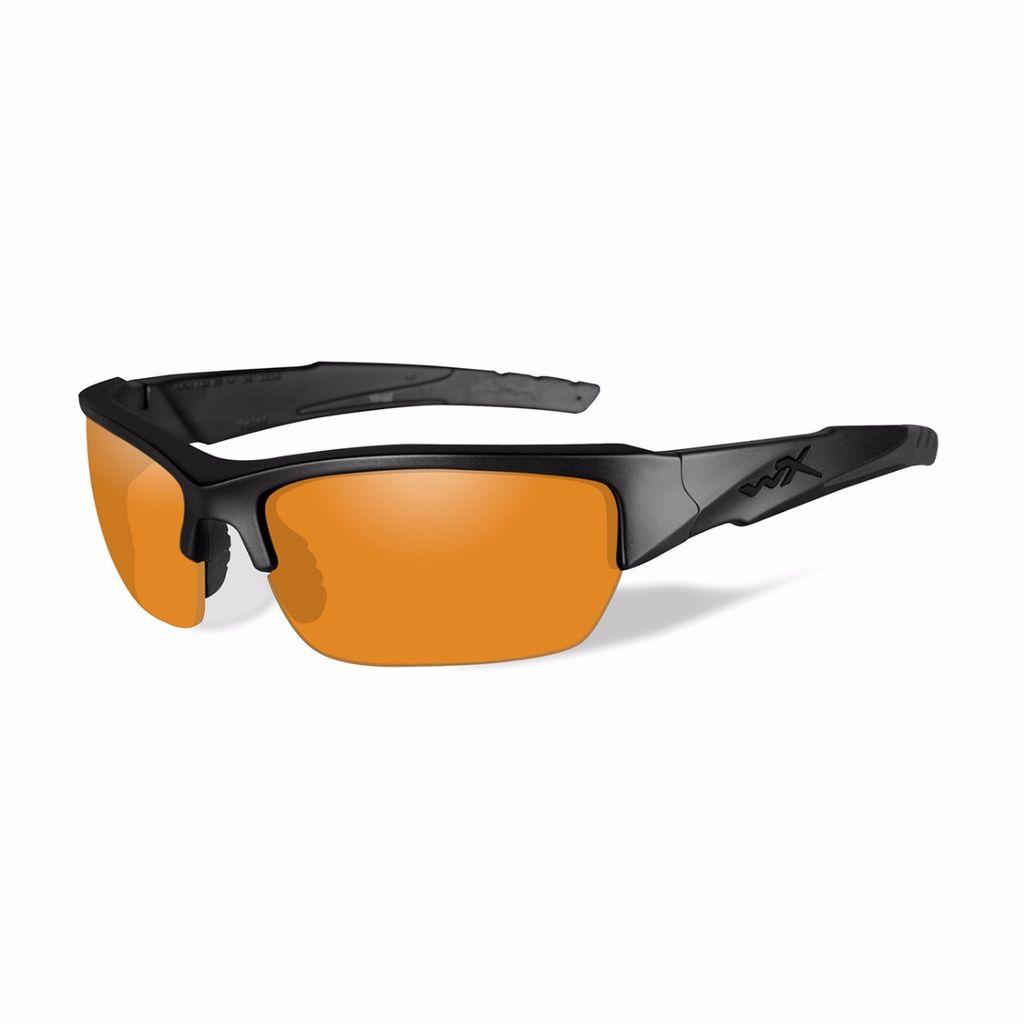 Wiley X – Valor – Smoke Grey - Clr/Light Rust/Blk - Rust Lenses