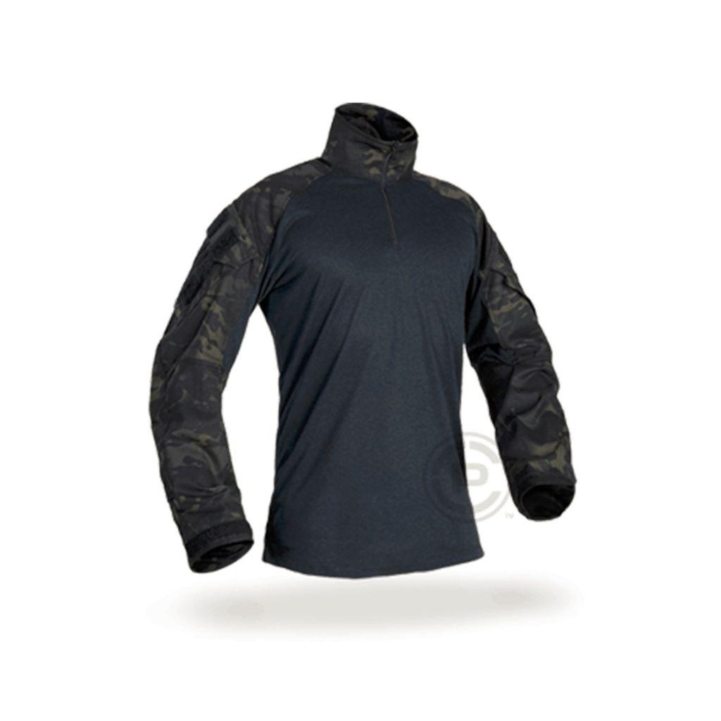 Crye Precision - Combat Shirt G3 - Black - Medium/Long