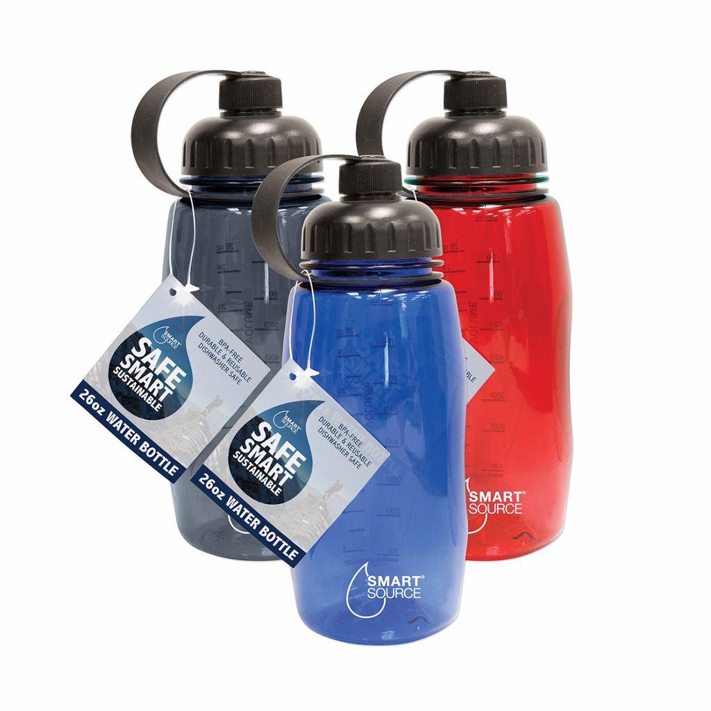 Fifty/Fifty - 26oz. Smart Source Tritan Plastic Bottle