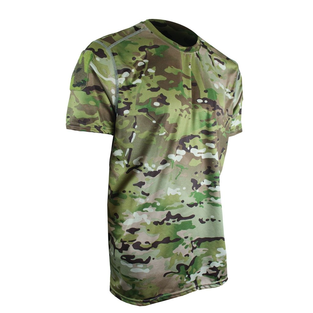 XGO®'s Phase 1 Performance MultiCam® T-Shirt