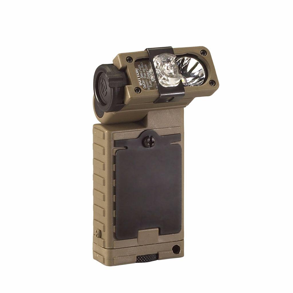 Streamlight Sidewinder Rescue (White C4 LED/Grn/Blu/IR) Flashlight