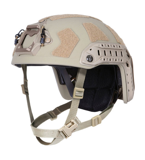 HELMET FAST SF SUPER HIGH CUT OCC XXL TAN 499